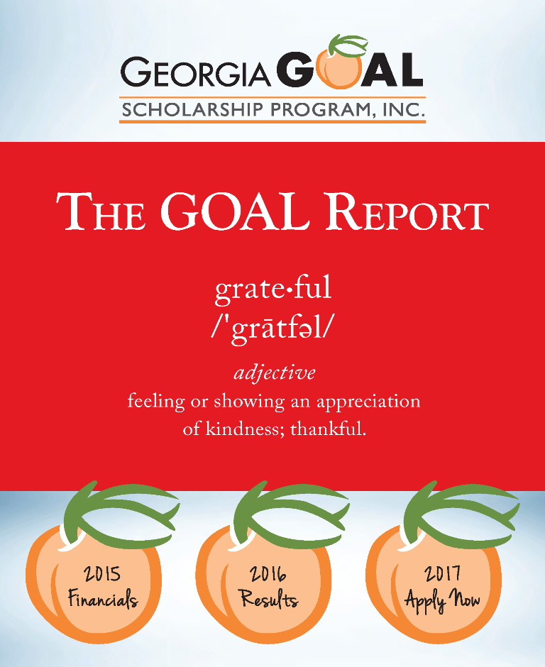 2015-17 GOAL Report- Cover
