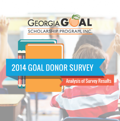 Donor Survey Results Cover
